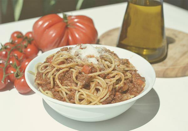 I Love Pasta-spaghetti bolognesse